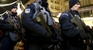 8 people detained in Vienna & Graz in ISIS-linked raids in Austria