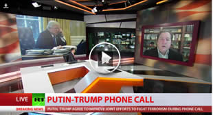 'Trump reached out to Moscow despite virtually entire Washington in opposition'