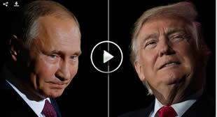 Putin & Trump signal new Russia-US partnership with 1st phone call on ISIS, trade & Ukraine