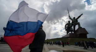 Trump's 'Mixed Signals' on Crimea Have EU Stumped and Intrigued