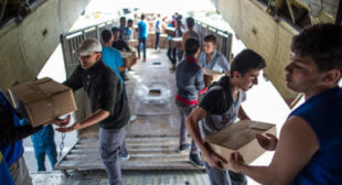 Russia Delivers More Than 6 Tonnes of Aid to Syrian Residents
