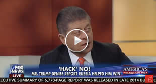 JUDGE NAP: 'ABSOLUTELY NO EVIDENCE' THAT RUSSIAN HACKING AFFECTED ELECTION