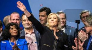 With 'Echo of Trump,' French Far-Right Leader Le Pen Launches Presidential Bid