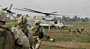 Washington 'Risks Getting Drawn Into Yet Another Ground War in Middle East'