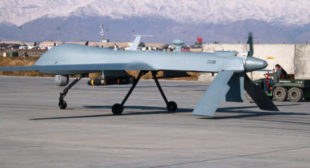 Trump Gives CIA Power to Use Drones to Bomb Suspected Terrorists
