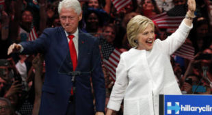 Untold Story of the Clintons Cashing In on HIV/AIDS Sufferers