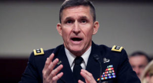 'Crime of the Year': WSJ Smear of Flynn for Chat With Russian Girl Stuns Twitter