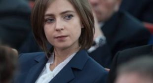 Deal With It: Poklonskaya Says Kiev Should Get Used to Crimea's Russian Identity