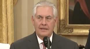 Tillerson's Bad Hand in Kremlin Showdown