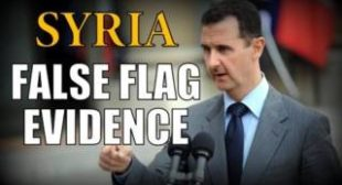 Major Evidence That Assad Did Not Conduct Chemical Attacks
