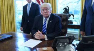 Donald Trump Is An International Law Breaker