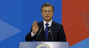 New Moon over South Korea may doom US THAAD anti-missile system