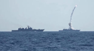 How Russia Again Reduced Daesh to Dust by Kalibr Cruise Missiles (VIDEO)