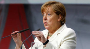 'Peculiar move': Merkel lashes out at new US anti-Russia sanctions