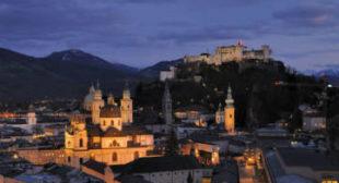 Why Salzburg is Austria's most inspiring city