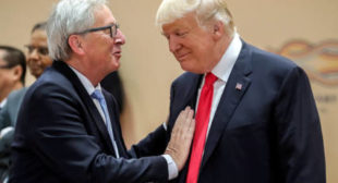 New Russia Sanctions Put US & Europe on the Brink of Major Trade War