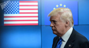Sanctions to 'Break Europe Away From US', Facilitate EU-Russia Ties