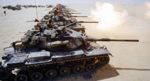 'Excited at the Prospect': UK Used Iraq's Invasion of Kuwait to Boost Arms Sales