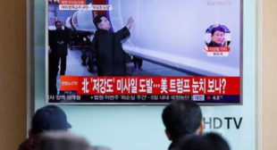 Media hyping North Korea threat to sell the public on another war