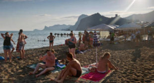 Crimean officials say Ukraine blockade attempts have failed