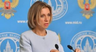 Russian Foreign Ministry Spokeswoman Responds to Merkel's Words on Crimea