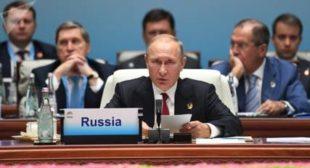 Putin Slams American Establishment for Lack of Political Culture