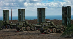 Turks boast that Russian S-400 SAMs can take out American B-52s, F-22s and Tomahawks