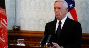 Black Hawk Down II? Trump backs Afghanistan parody as Mattis takes fire