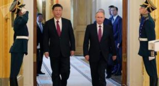 Trump Ended Up Calling Upon Russia, China to Help Solve N Korean Issue