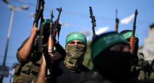 Hamas Says Trump's Israel Embassy Decision 'Opens Gates of Hell'
