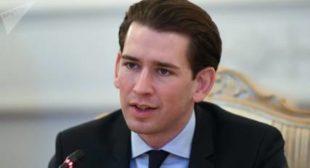 Turkey Slams Austrian Gov't That is Seeking to Freeze Ankara's EU Bid