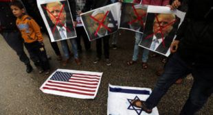 'Death Sentence': World Leaders Slam Trump Over Reckless Jerusalem Stunt