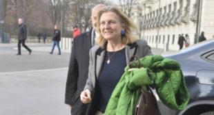 'Well-Known EU Critic': Meet Karin Kneissl, Austria's Future FM