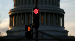 Chinese State Media Says US Government Shutdown Lays Bare 'Chronic Flaws'