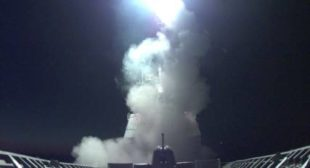 Kosovo's 'Independence' Established 'at the Point of a Tomahawk Cruise Missile'