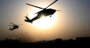 US Choppers Reportedly Transport Daesh Terrorists to Syrian Training Camp