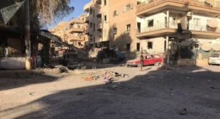 US-Led Coalition Reportedly Targets Pro-Damascus Forces Again