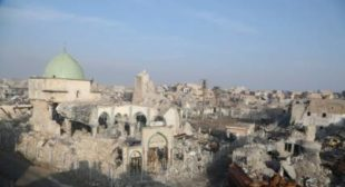 'Where is the coalition?' Mosul still a corpse-filled ruin months after liberation (GRAPHIC VIDEO)