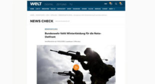 'Do you want war with Russia?': Backlash at German newspaper over 'NATO's Eastern Front' piece