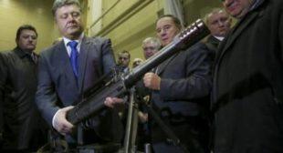 Poroshenko's '9 Grams of Lead' for Russia New Internet Laughingstock