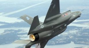We Warned You: German Air Force Chief Ousted for Promoting F-35 Acquisition
