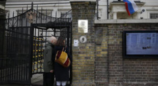 "Russia's UK Envoy to EU on Skripal Case Reaction: ""Trust But Verify"""