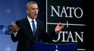 NATO Chief Accuses Russia of Aggression: What Did He Miss?