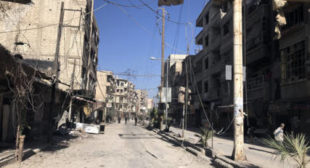 E Ghouta Resident Dismisses Media Lies: 'Syrian Army Saved Us' (VIDEO)