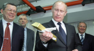 Russia-China combined gold reserves could shake US dominance in global economy