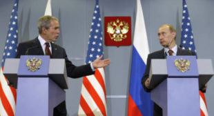 New arms race started by US pulling out of missile treaty – Putin