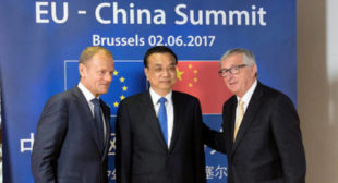 'Neither good nor easy to win': EU, China gear up for trade war with US