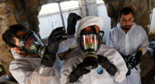 40 tons of chemical weapons left by militants found in Syria – Russian MoD