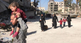 'They know that we know they are liars, they keep lying': West's war propaganda on Ghouta crescendos
