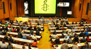 Amnesty International: Trumpeting for War… Again
